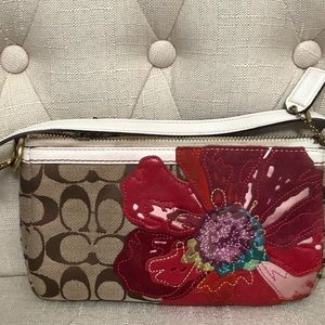 Coach Bags - Limited edition coach flowered bag